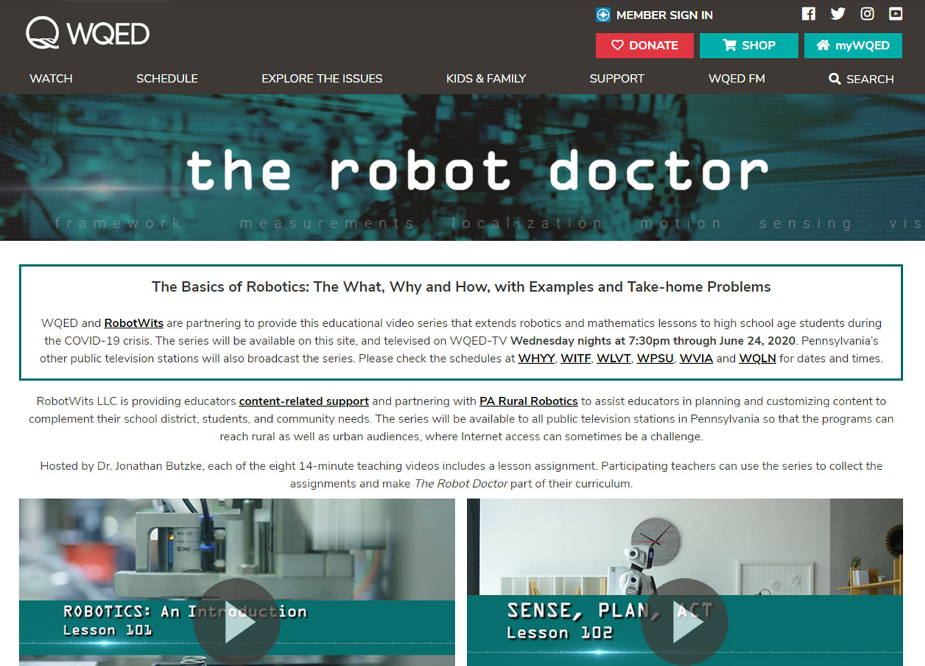 The Robot Doctor