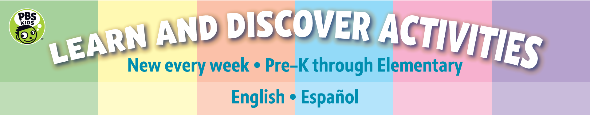Learn and Discover Activities | New every week • Pre-K through Elementary