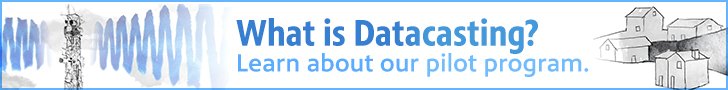 What is Datacasting?
