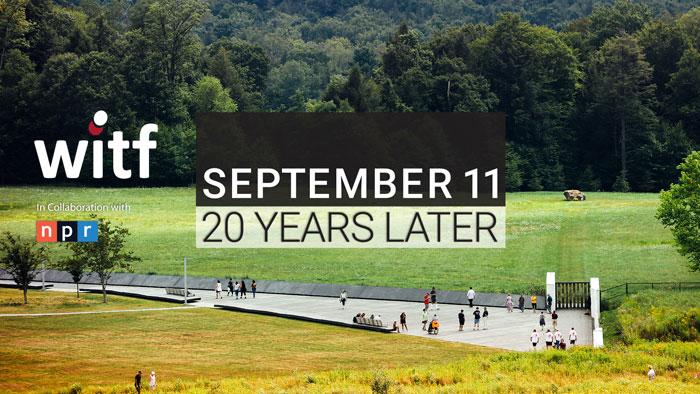 September 11 - 20 years later