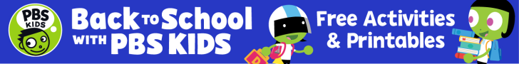 Back to School with PBS KIDS | Free Activities & Printables