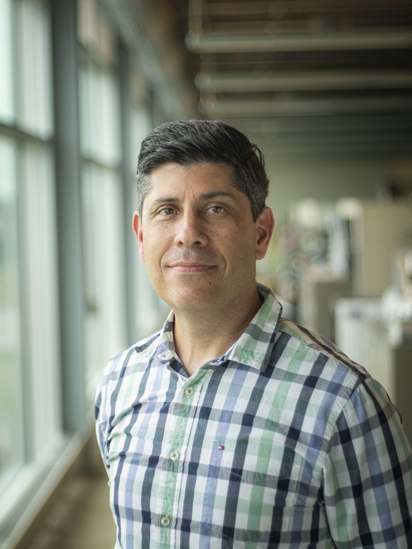 Scott Blanchard, Senior Editor