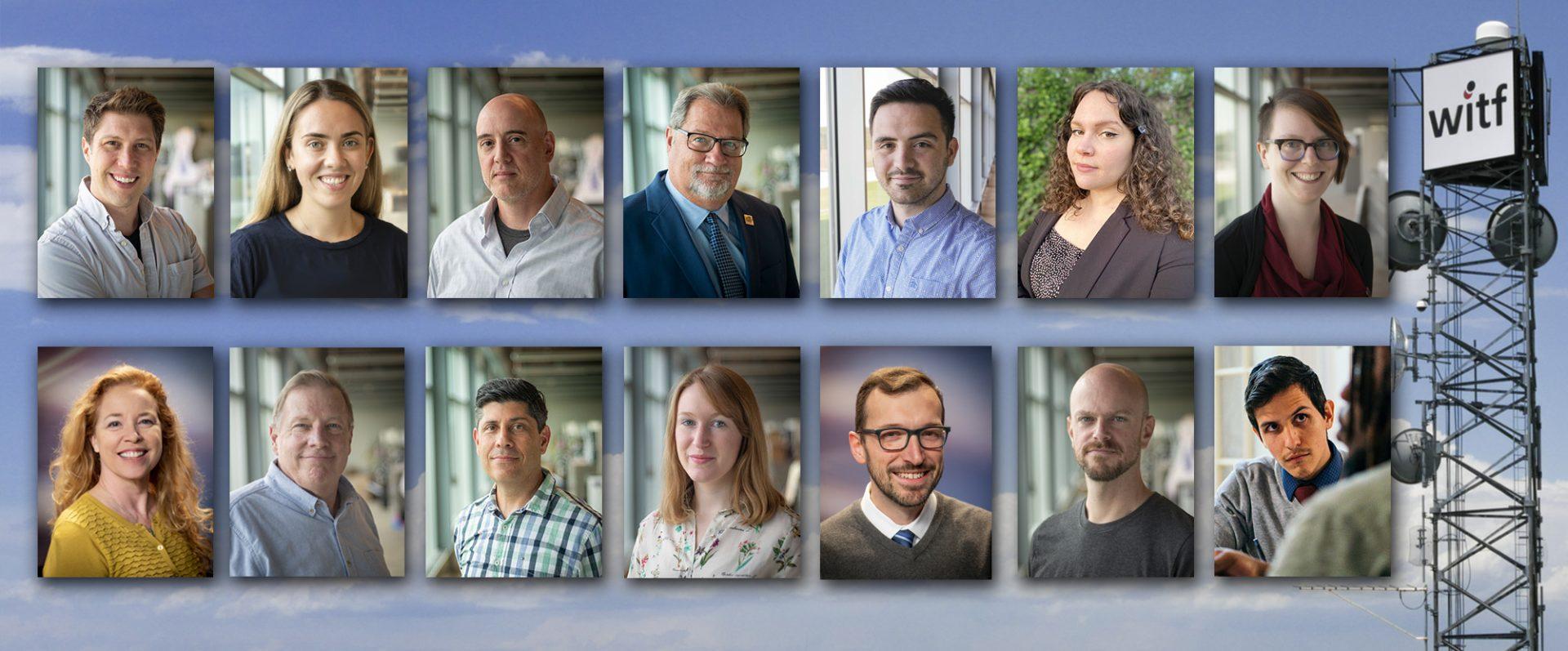 WITF's News Team